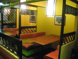 Talay Thai Restaurant interior